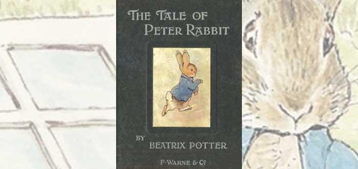 10 cosas que no sabías sobre Beatrix Potter y Peter Rabbit