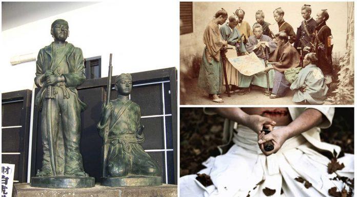 Byakkotai, los samurais adolescentes suicidados por honor
