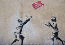 El misterio de Banksy, el arista anónimo de grafiti