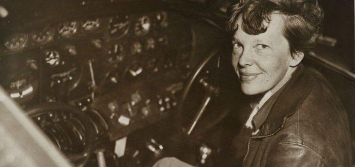 El misterio de la muerte de Amelia Earheart revivió por una fotografía