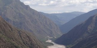 El pueblo fantasma escondido en un rincón de Colombia