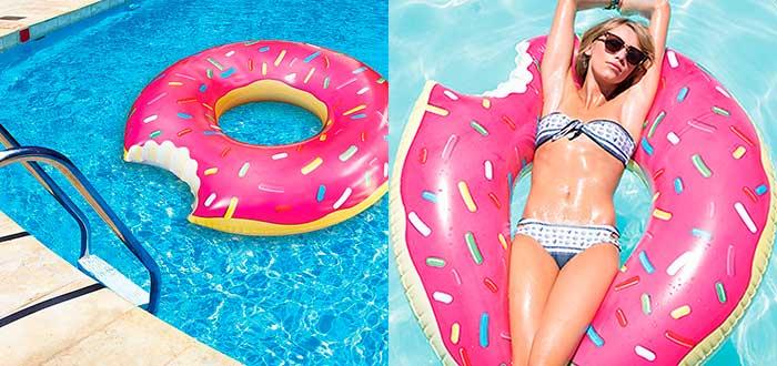 Flotador de donut