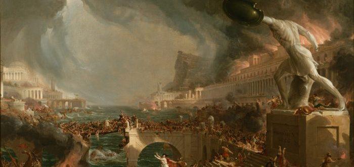 La caída de Roma. ¿Qué puede aprender de ella nuestra sociedad?