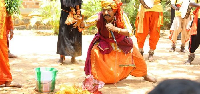 La llamada capital hindú de la magia Negra y la brujería Mayong