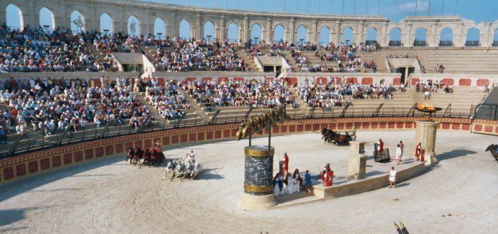Las carreras de carruajes en la Antigua Roma. El entretenimiento del pasado