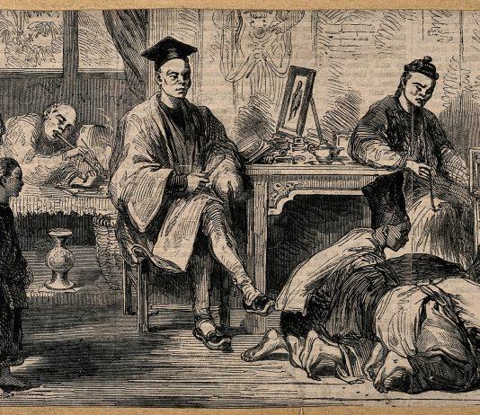 Las mujeres que hace siglos tenían dos esposos en China