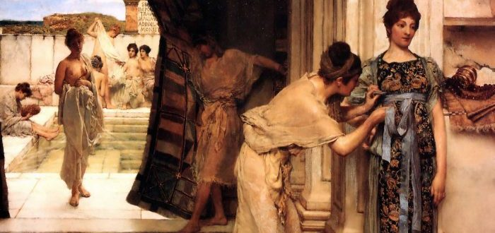 Esto es lo más particular que tienen las mujeres según la cultura romana