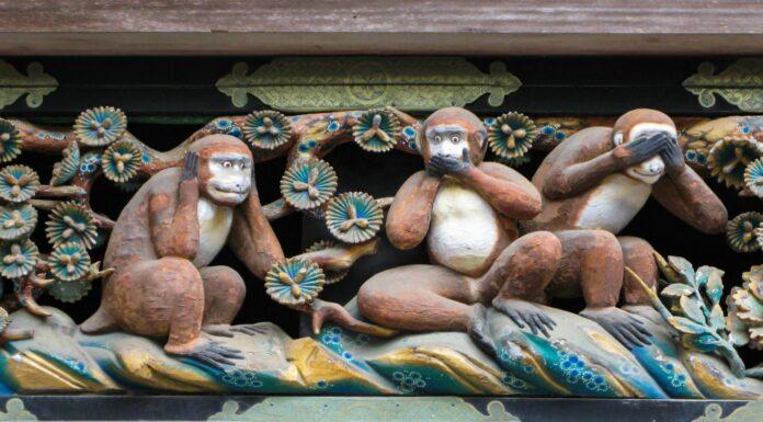 Los Tres Monos Sabios, Qué significan Conoce su leyenda