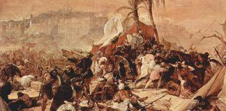 Los soldados de las Cruzadas que se convirtieron en caníbales