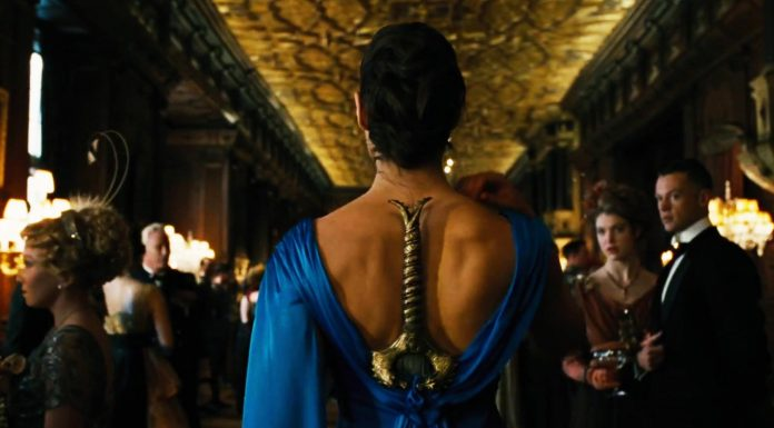 Lugares de película Donde fue filmada La Mujer Maravilla
