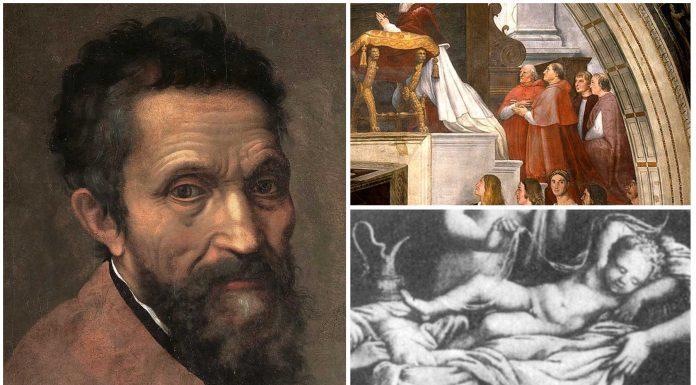 Miguel Ángel triunfó en Roma gracias a una falsificación