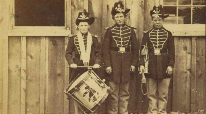 Los niños soldado de la Guerra Civil Americana - Supercurioso