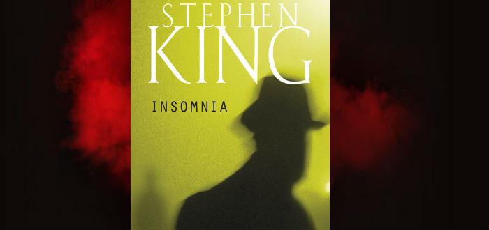 Novelas de stephen king INSOMNIA