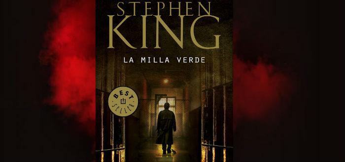 Novelas de stephen king milla verde