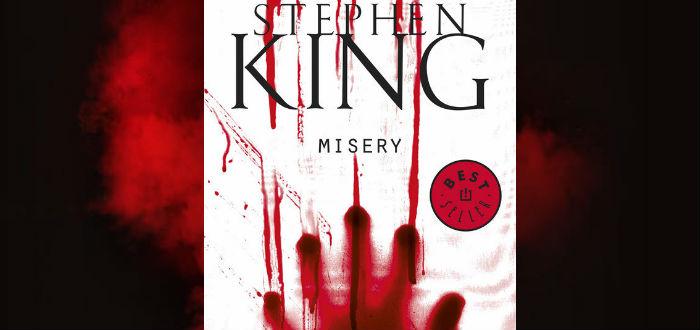 Novelas de stephen king misery