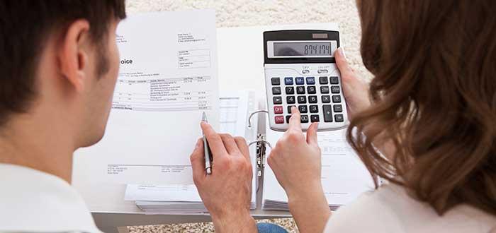 Organizar finanzas personales