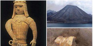 El valeroso caballero encontrado en la Pompeya de Japón