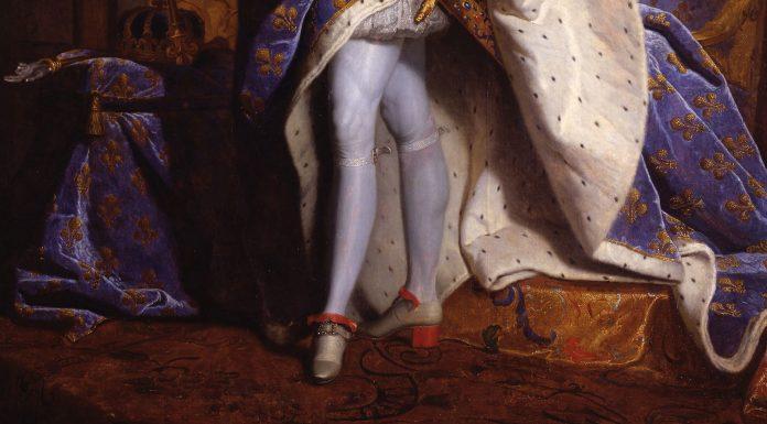¿Por qué los hombres dejaron de usar tacones altos?