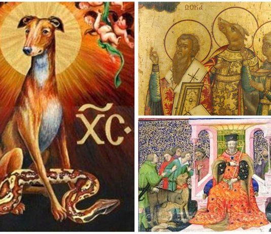San Guinefort, el Perro que fue Santo