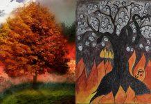 Zaqum, el árbol del infierno del que comen los condenados