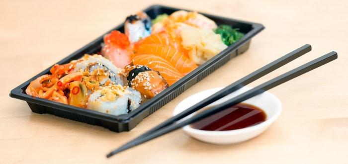 beneficios de comer sushi, salud cardíaca