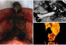 3 casos recientes de combustión espontánea