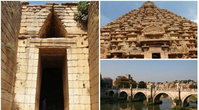4 Impresionantes construcciones históricas que siguen en pie