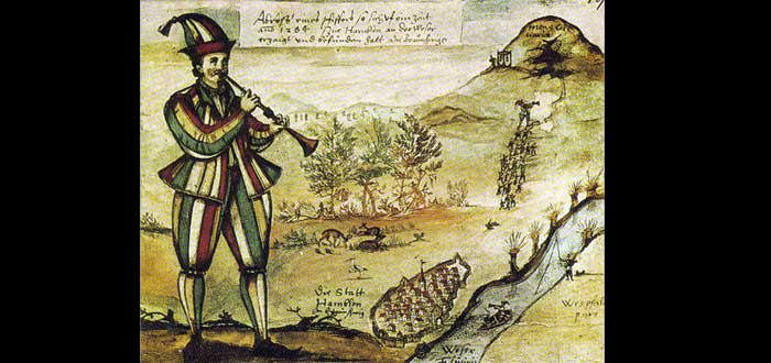 La verdadera historia tras el cuento de El Flautista de Hamelín