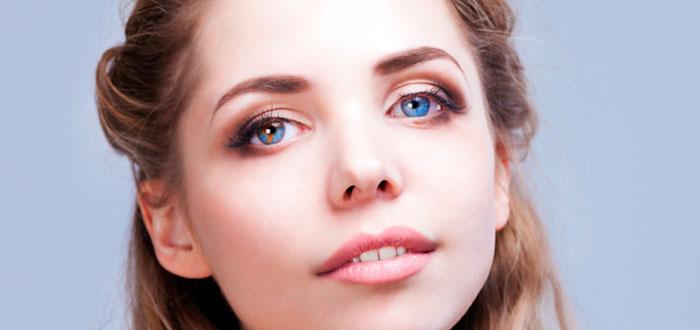 ¿Por qué algunas personas tienen un ojo de cada color?, heterocromia parcial