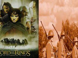 La 1ª Guerra Mundial inspiró El Señor de los Anillos