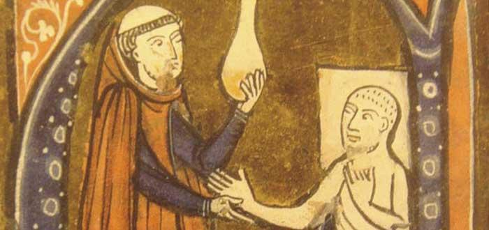 Medicinas Medievales, enfermo, historia de la medicina