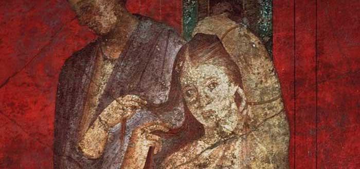 mujeres en la antigua roma, matrimonio