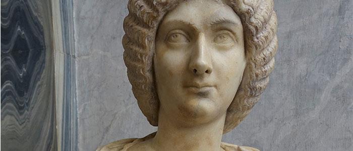 mujeres poderosas en la antigua roma