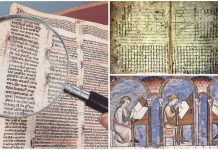Los increíbles secretos escondidos tras los palimpsestos