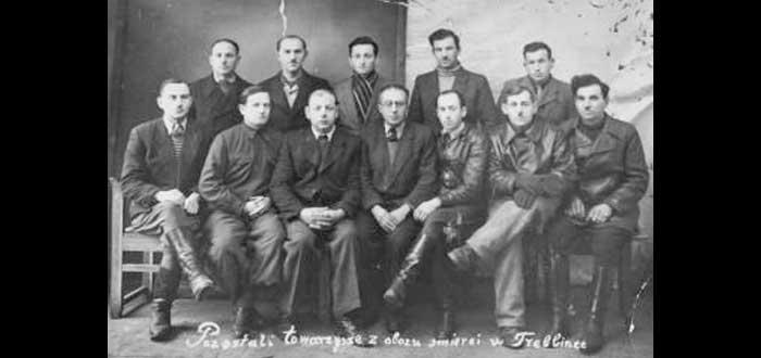 La rebelión de Treblinka en 1943. ¿Sabes qué ocurrió?
