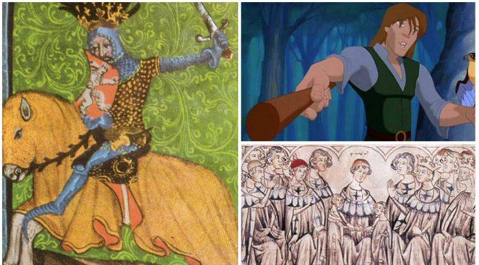 Juan I de Bohemia, el rey ciego que luchó en una cruzada