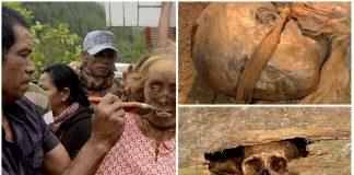 3 increíbles ritos funerarios de Filipinas
