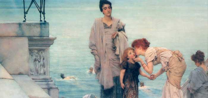 familia, mujeres en la antigua roma