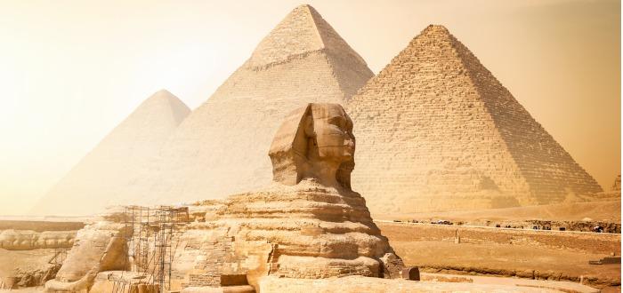 extraterrestres en el Antiguo Egipto