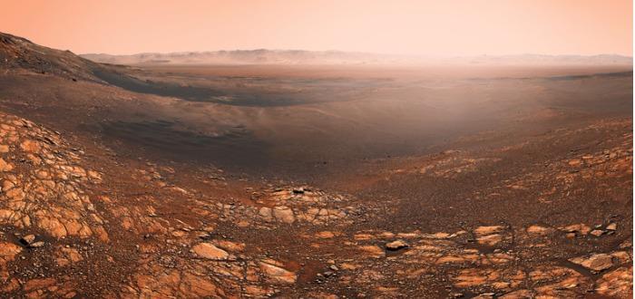 Marte es habitable