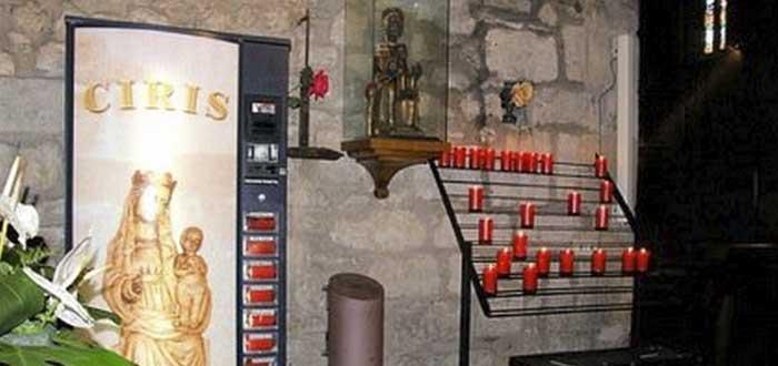 """La primera máquina de Vending en el siglo I d.C. expendía """"Agua Bendita"""""""