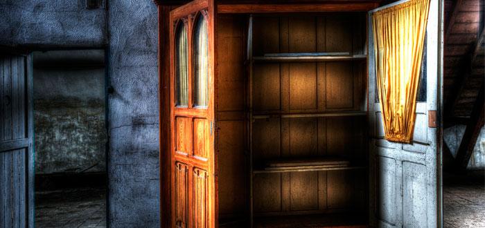 ¿Y si alguien viviese en tu armario y saliese por la noche? Ocurrió en Tokio