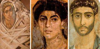Los antiquísimos y bellos retratos de momias de El Fayum