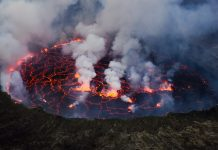 Deberíamos estar preocupados por los supervolcanes
