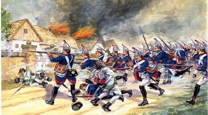 El rey Prusiano que intentó reunir un ejército de gigantes