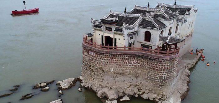El templo de 700 años que ha resistido a incontables tormentas