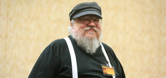George RR Martin, creador de Juego de Tronos