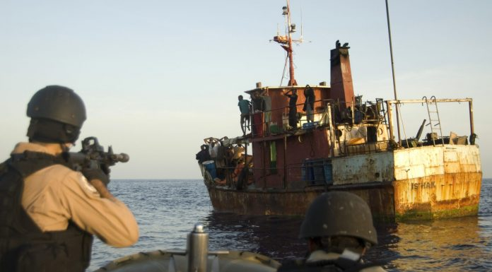 La idea de Rolls-Royce para crear barcos anti-piratas