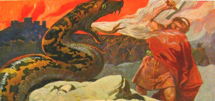 Los horrores del Ragnaraök. El apocalipsis vikingo - Supercurioso