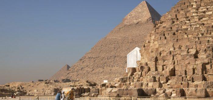 Podría haber una cámara secreta en la Gran Pirámide de Giza Investigadores dicen que si
